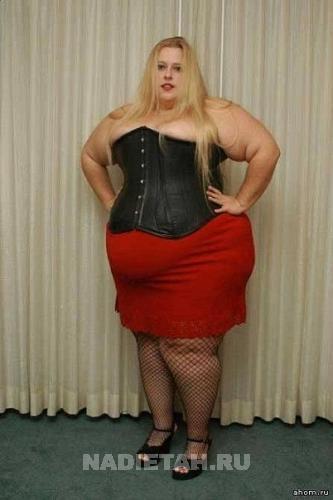 Любительское фото толстых женщин 64796 фотография
